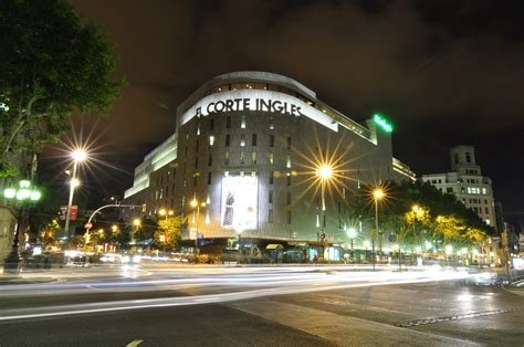Shopping For Home Decor by El Corte Ingles Barcelona Home