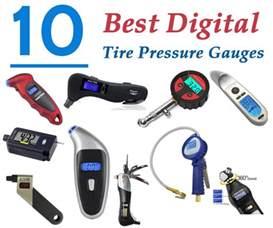 Best Car Tire Pressure Top 10 Best Digital Tire Pressure Gauges 2018 Tire