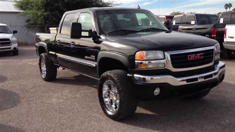 2006 gmc sierra 2500hd information and photos momentcar