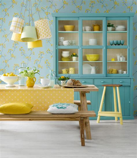 teal and yellow kitchen yellow decorating ideas breakfast nook decorating ideas