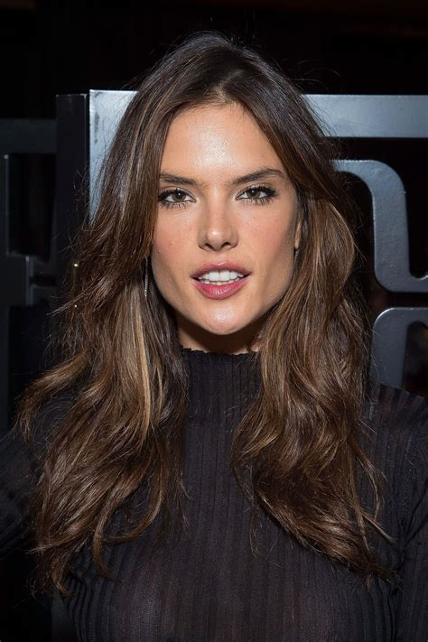 Alessandra Ambrosio by Alessandra Ambrosio See Through 13 Photos Thefappening