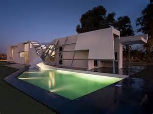 Cool House Designs Very Strange And Unusual House Design Fyf Residence By P