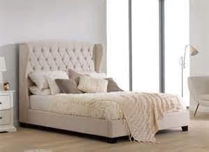 Bed Frames With High Headboard Atherton Bed Frame Dreams
