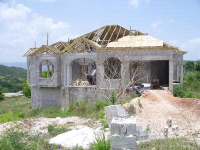 building a house in jamaica