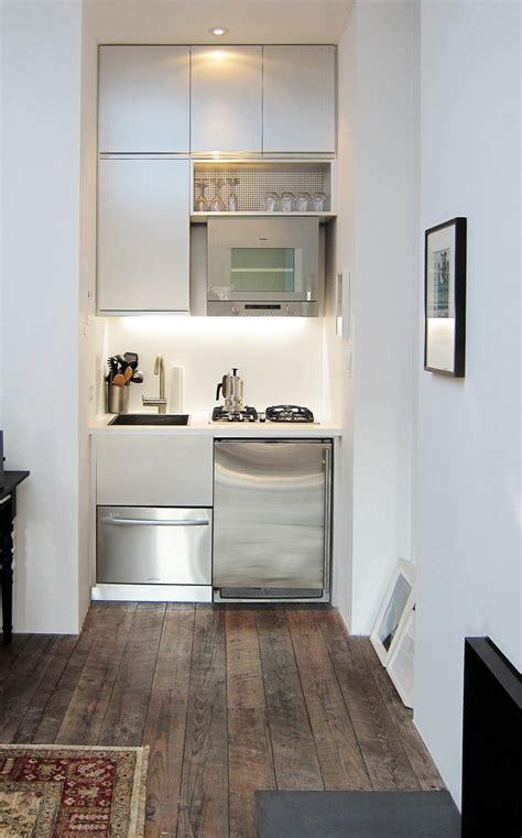 pretty studio apartment images  tiny kitchen  york city
