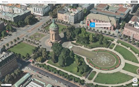 apple germany apple maps flyover coverage expands to new locales in