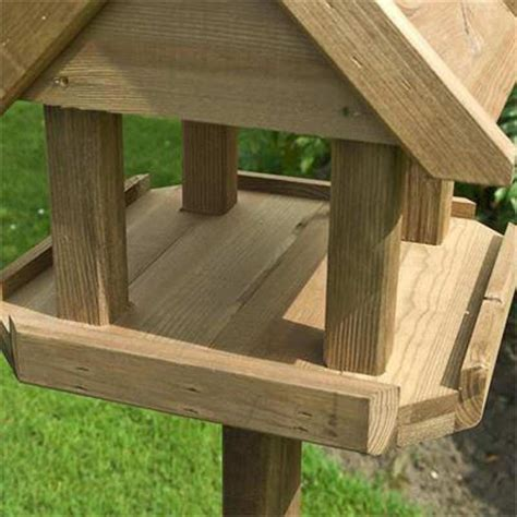 rowlinson fsc bisley bird table on sale fast delivery