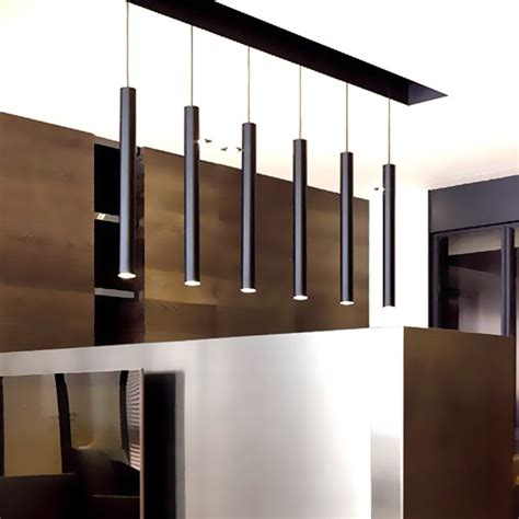 Buy Kitchen Lighting Aliexpress Buy Lukloy Pendant L Lights Kitchen Island Dining Living Room Shop