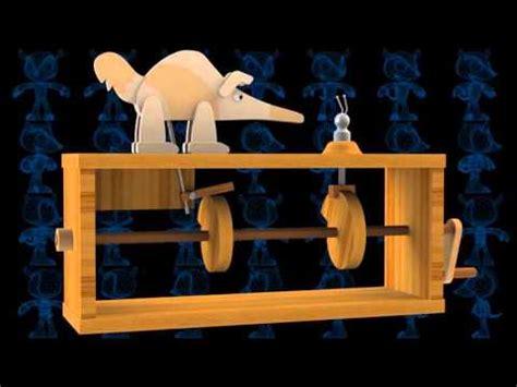 aardvark  ant wooden toy  model youtube