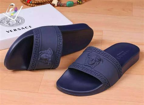 versace slippers versace slippers in 457669 for 42 00 wholesale