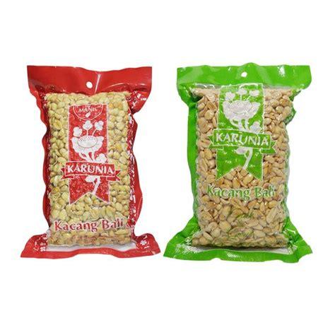 Paket Kacang jual paket kacang karunia kacang bali 450 g