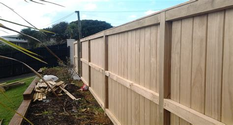 shiplap nz northumb shiplap clears auckland fences
