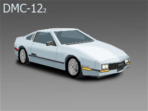 Delorean Dmc 12 Concept by Delorean Dmc 12 Concept Car By Infurno Fanart Central