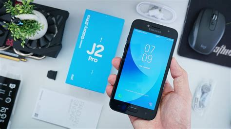 Hp Samsung J2 Di Indonesia Unboxing Samsung Galaxy J2 Pro Indonesia