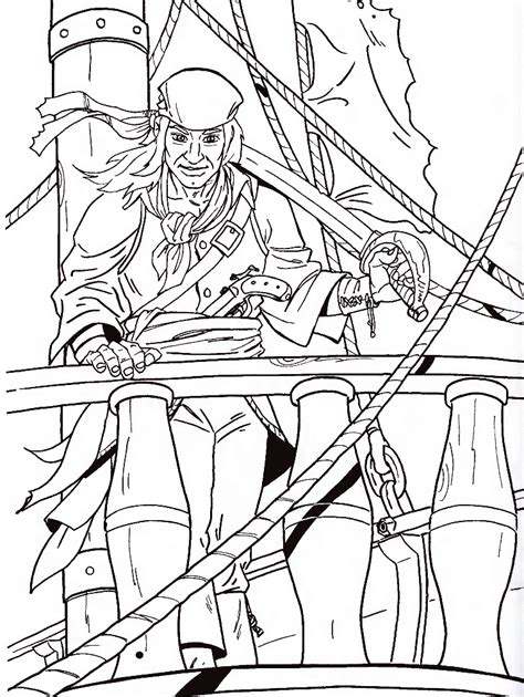Free Coloring Pages Pirates Coloring Home Free Pirate Coloring Pages For Coloring Home