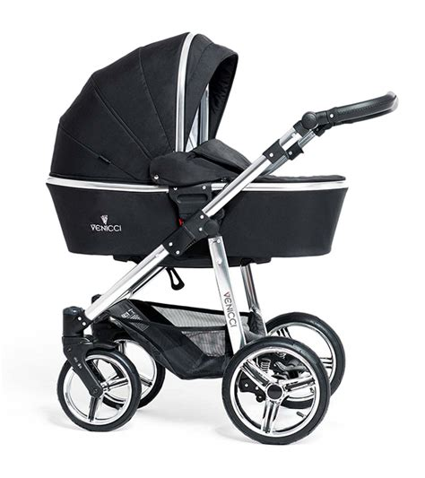 C 2in1 Set Salur Black venicci silver black special edition 2in1 no car seat