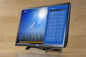Robert cardin the samsung s24c770t has a superior stand but its color