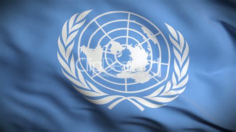 United Nations Nation 7 by United Nations Flag Hd Looped Royalty Free And