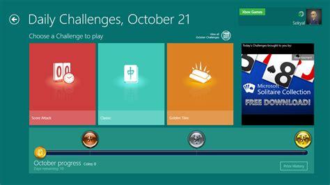 windows challenge ms mahjong