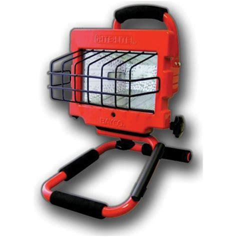 Lu Sorot Halogen 500 Watt Professional 500 Watt Halogen Work Light Bayco Products