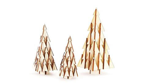 Small Log Cabin Designs odenneboom christmas tree made from 100 recyclable ridged