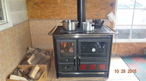 Microwave Cooker wood burning cook stove la nordica quot rosa quot