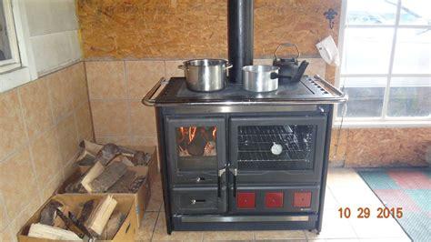 Cooktop Wood Stove wood burning cook stove la nordica quot rosa quot