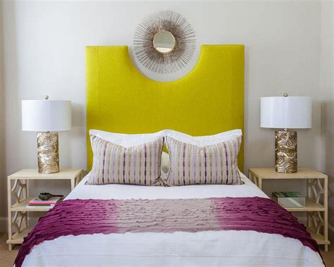 mirror above headboard sunburst mirror over bed design ideas