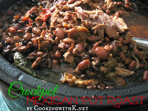mexican pot roast recipe recipe for mexican pot roast cooking with k crockpot mexican pot roast a flavorful