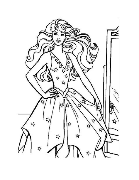 barbie princess coloring pages to print princess barbie coloring pages coloring pages to print