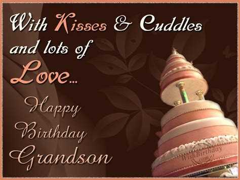 Happy Birthday Grandson Quotes Birthday Wishes For Grandson Happy Birthday Grandson