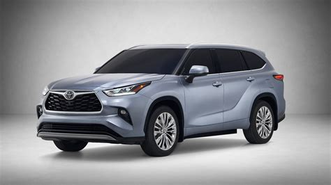 2020 toyota suv all new 2020 toyota highlander suv debuts with lexus
