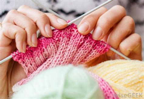 different types of knitting knitting machine types