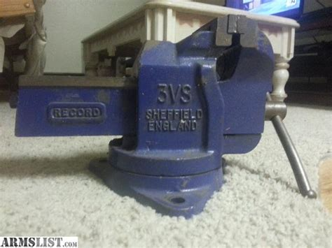 record bench vise armslist for sale trade 3vs record vise
