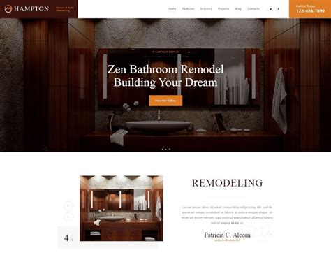 home design wordpress theme 15 awesome wordpress themes for home improvement