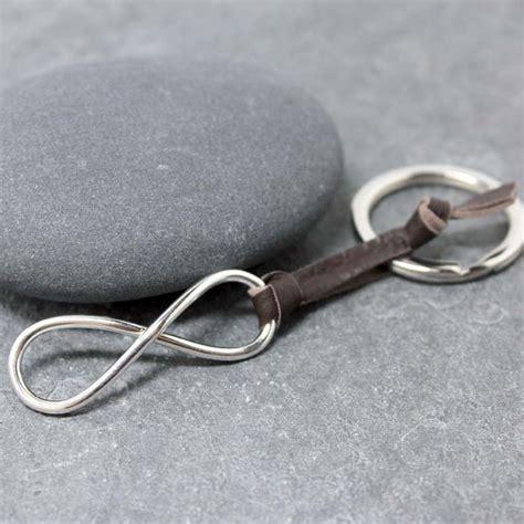 infinity key chain infinity key chainmenwomenkeyringholder by royalcountess