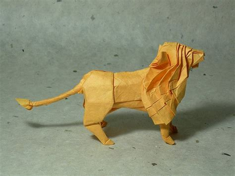 como esconder un leon 8415579381 como hacer un leon de papel imagui