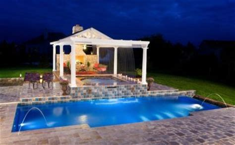 Backyard Pool Updates How To Update Your Backyard And Poolside