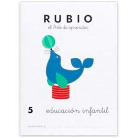 cuadernos rubio educacion infantil 8485109406 191 cu 225 ntos hay ejercicios para aprender a contar