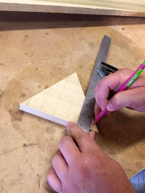 Triangle Peg Board Template