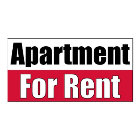 Appartment For Rent by Apartment For Rent Banner