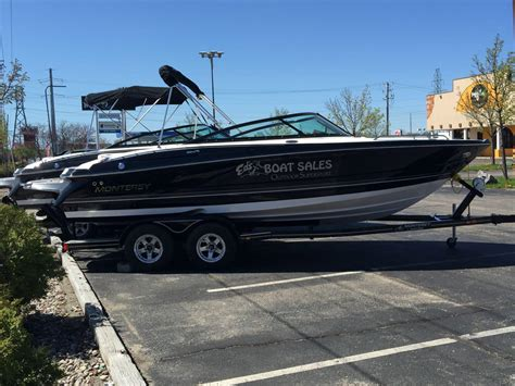monterey boats for sale in wisconsin monterey 224 fs boats for sale boats