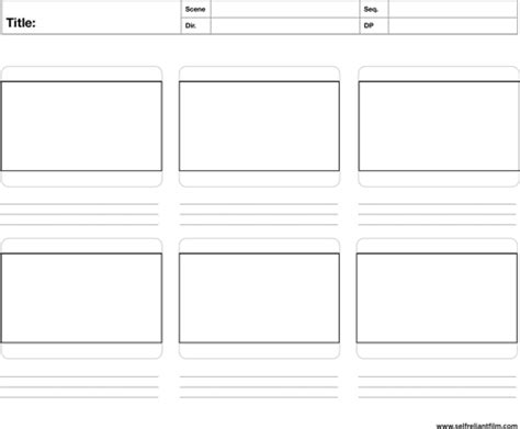 layout for animation pdf download storyboard template for free formtemplate