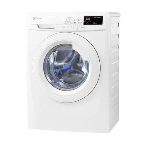 Mesin Cuci Front Loading Electrolux Kapasitas 7 Kg jual electrolux ewf 85743 mesin cuci putih front loading 7 5 kg harga kualitas