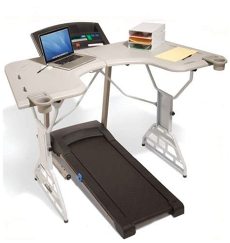 Treadmill Computer Desk Trekdesk Treadmill Desk Pros Cons