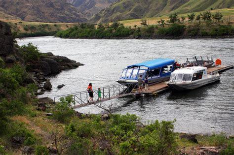 hells canyon jet boat white bird idaho features hells canyon jet boat tours on