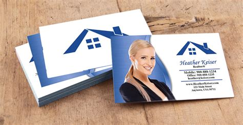 realtor cards template real estate business cards printing service for