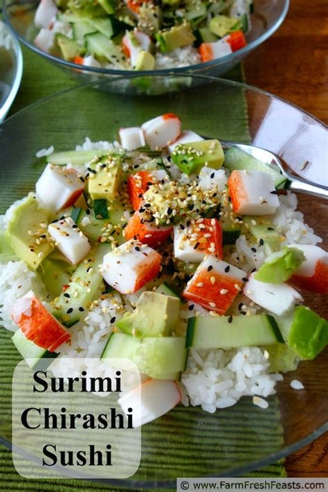 Sushi After Detox Is by Best 25 Surimi Recipes Ideas On Lobster Mac