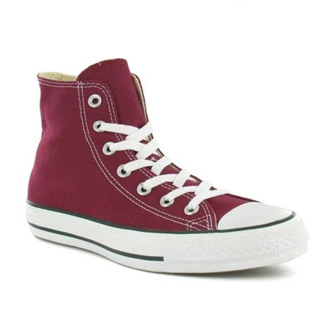 Converse All Ct2 High Maroon converse m9613 chuck all unisex hi top shoes