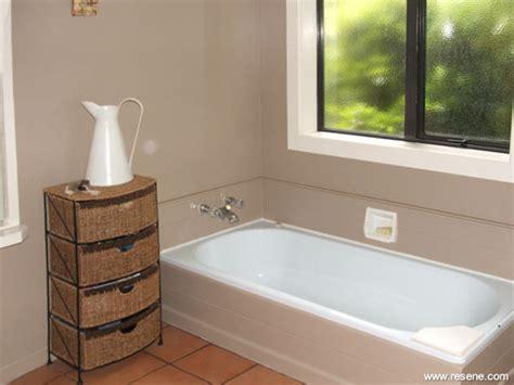 bathroom colours nz repainting a bathroom with resene triple joss